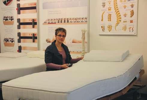 liege und schlafberatung das passende bettsystem. Black Bedroom Furniture Sets. Home Design Ideas